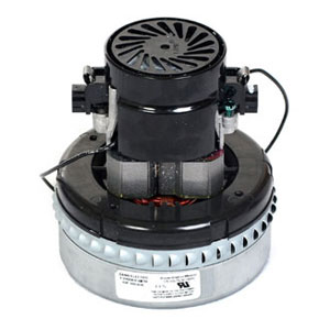 Nobles Vacuum & Brush Motors